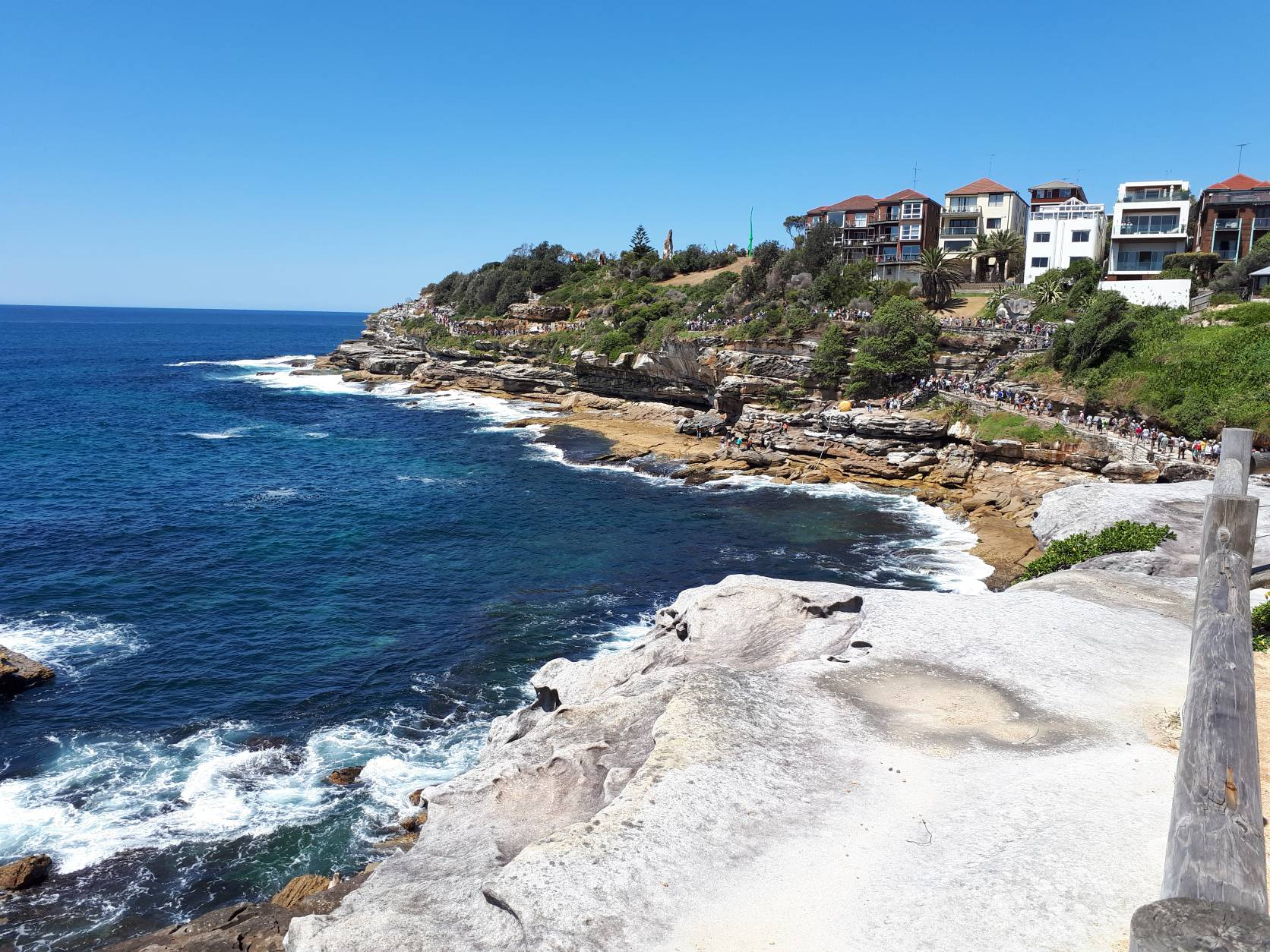 Bondi beach in Sydney, my second favorite city...